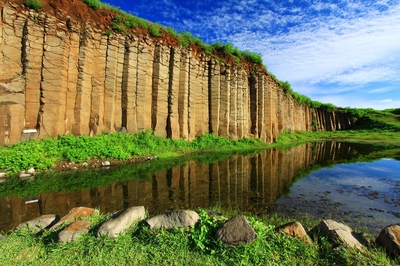 世界級的寶藏-玄武岩