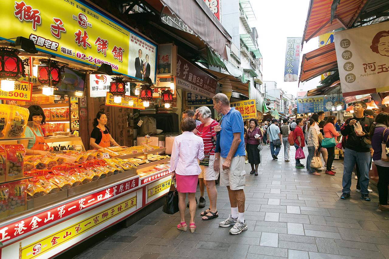 Jinshan (Jin Mountain) Old Street