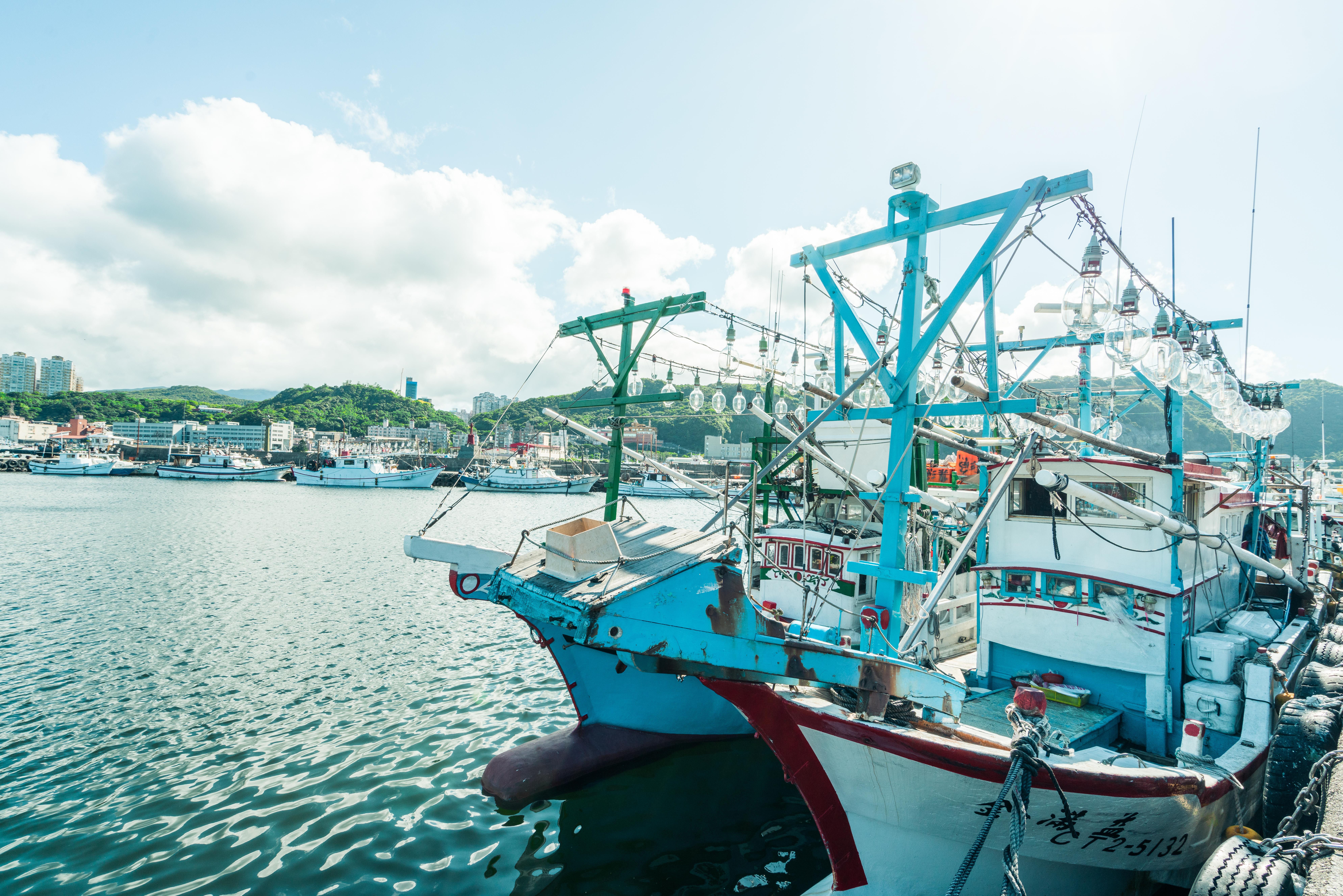Puerto Pesquero de Bisha