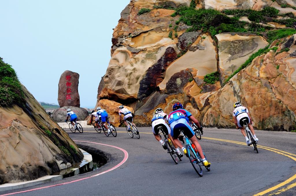 Biking in the Northeast and Yilan Coast National Scenic Area