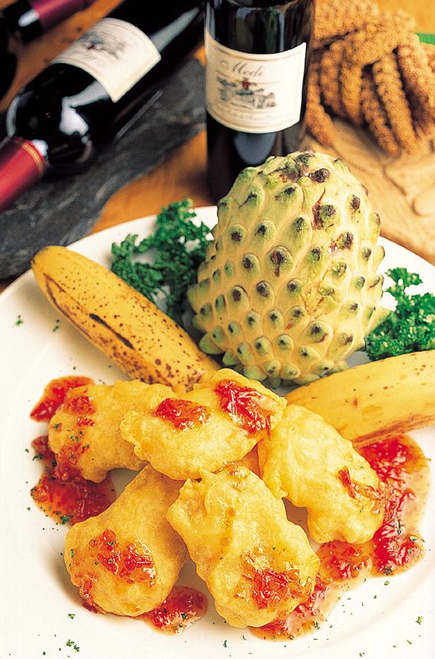 Gourmet cuisine of Zhiben (Jhihben) Hot Springs