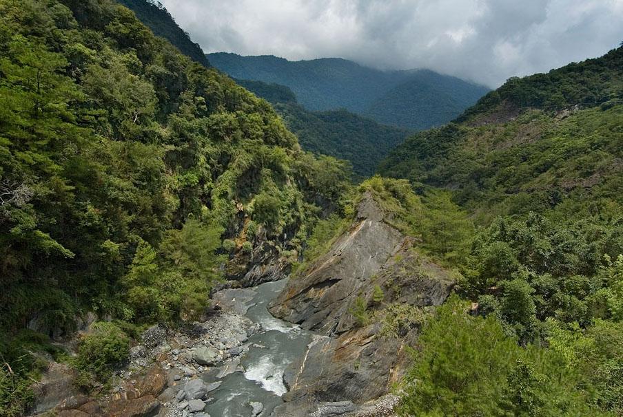 Wulu Gorge