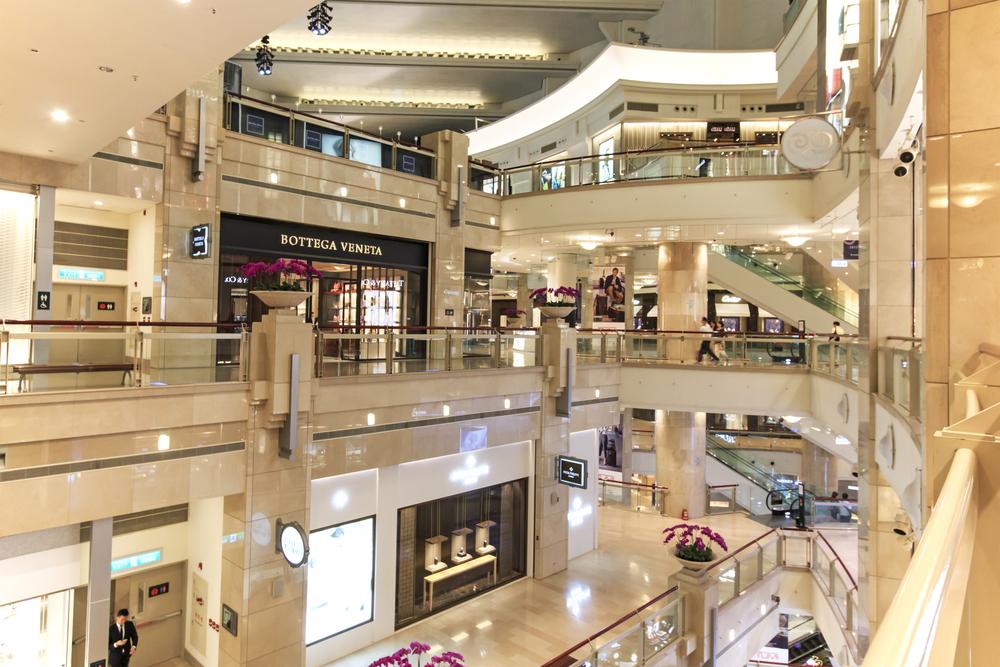 台北101購物百貨