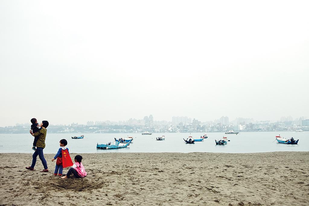 Sand Pit of Bali Left Bank