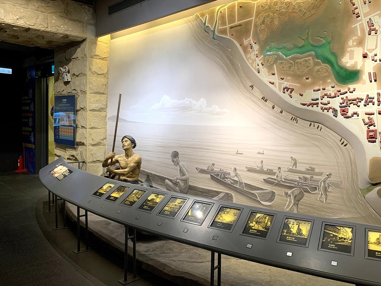 臺北探索館展示空間
