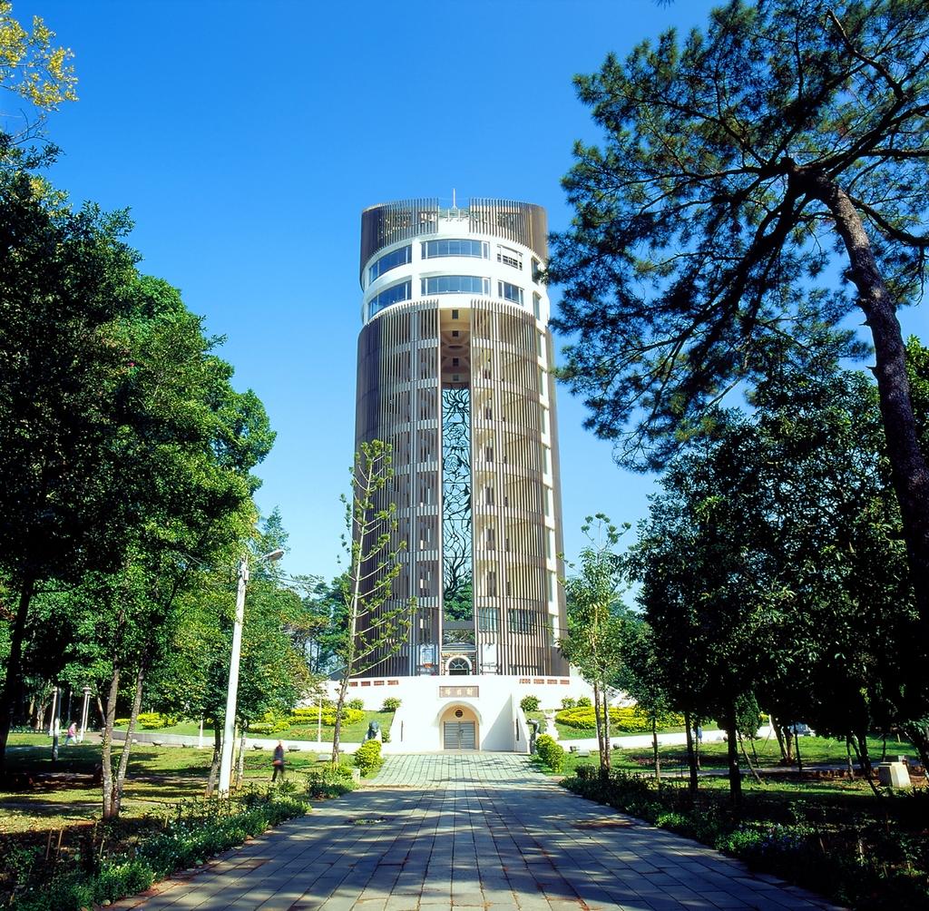 嘉義公園射日塔