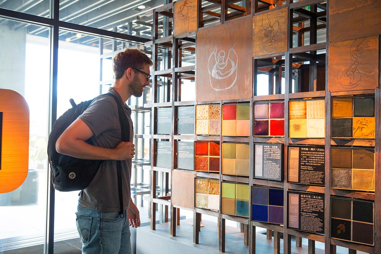 鶯歌陶瓷博物館常設展覽:走向從前