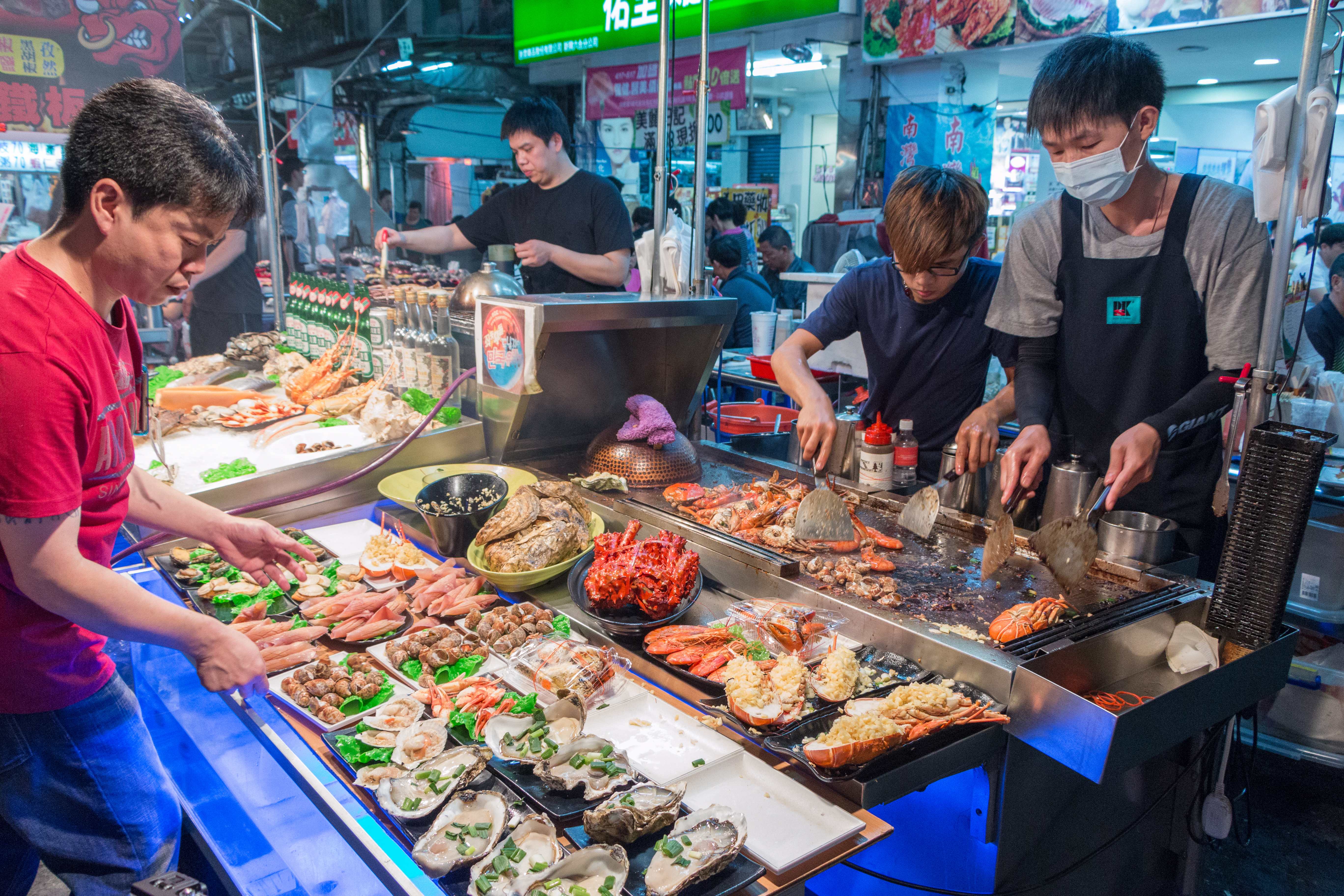 Xingzhong Tourist Night Market