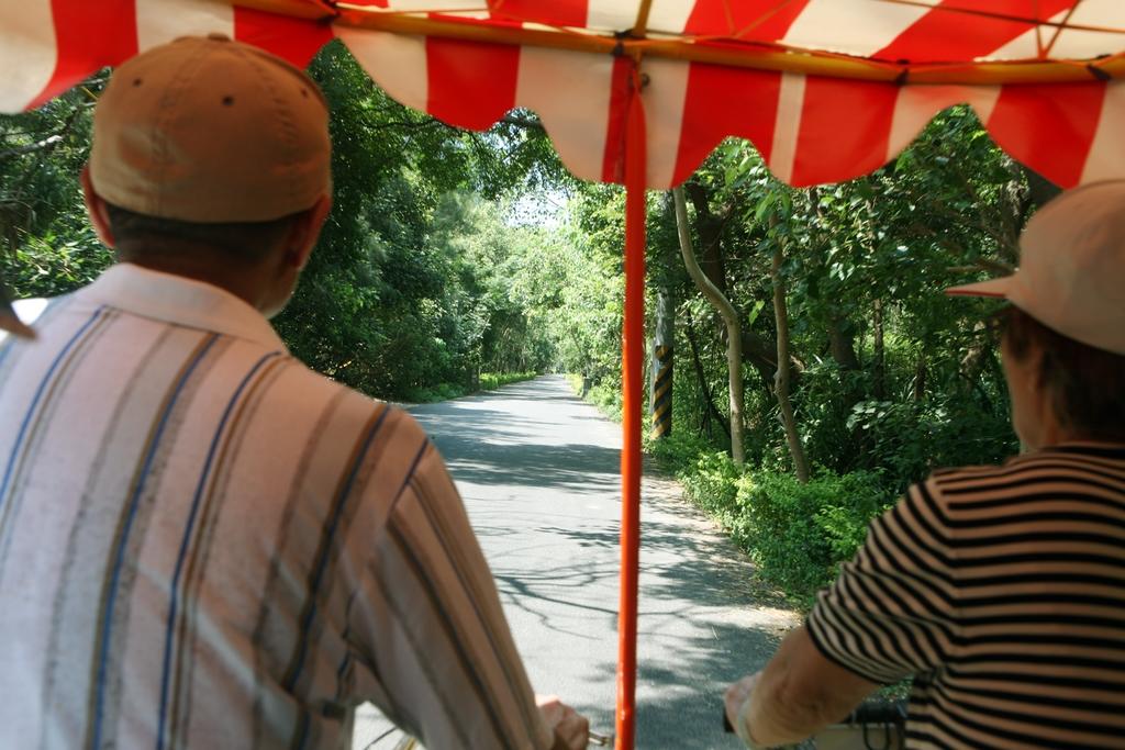 騎遊綠色走廊