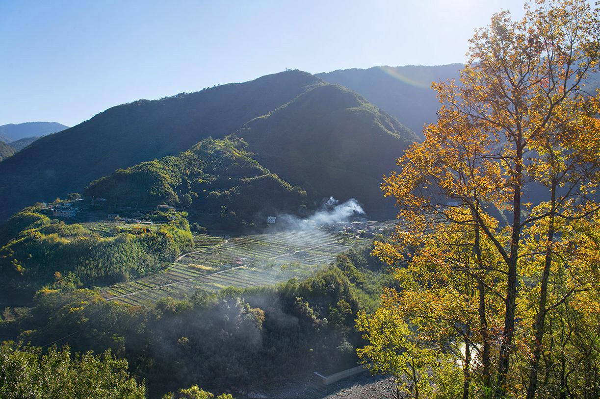 Yeheng Terraces
