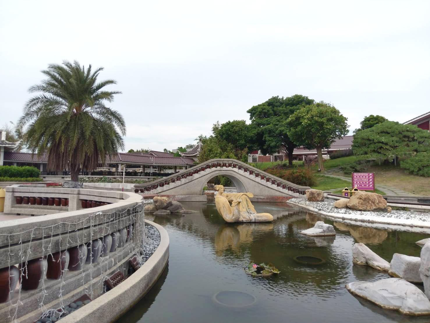 園林水池區