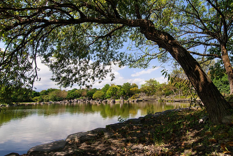 羅東運動公園虹明湖