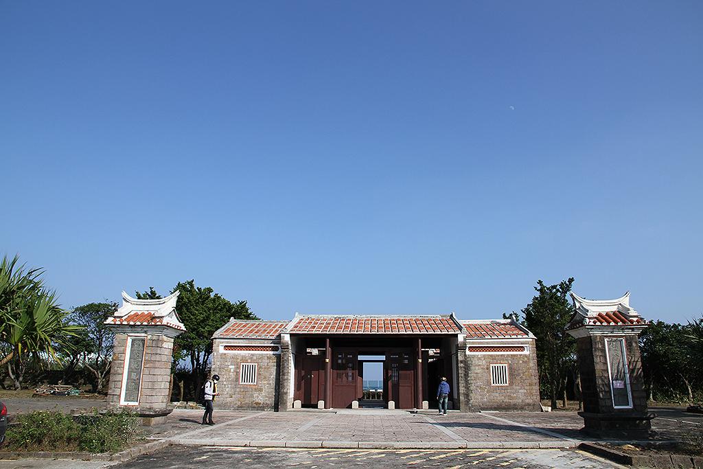 鹽寮閩式建築