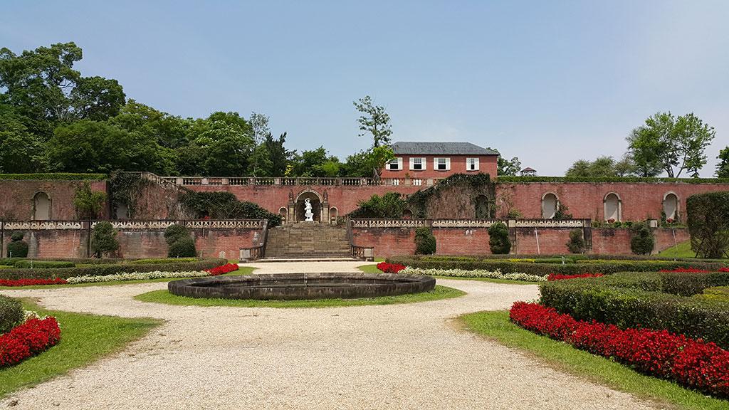 法蘭西庭園(法式庭園植物展示區)