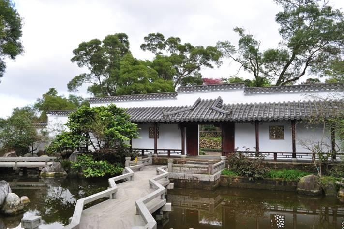 艾園(唐式庭園植物展示區)