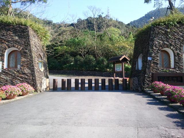 仁山植物園入口區