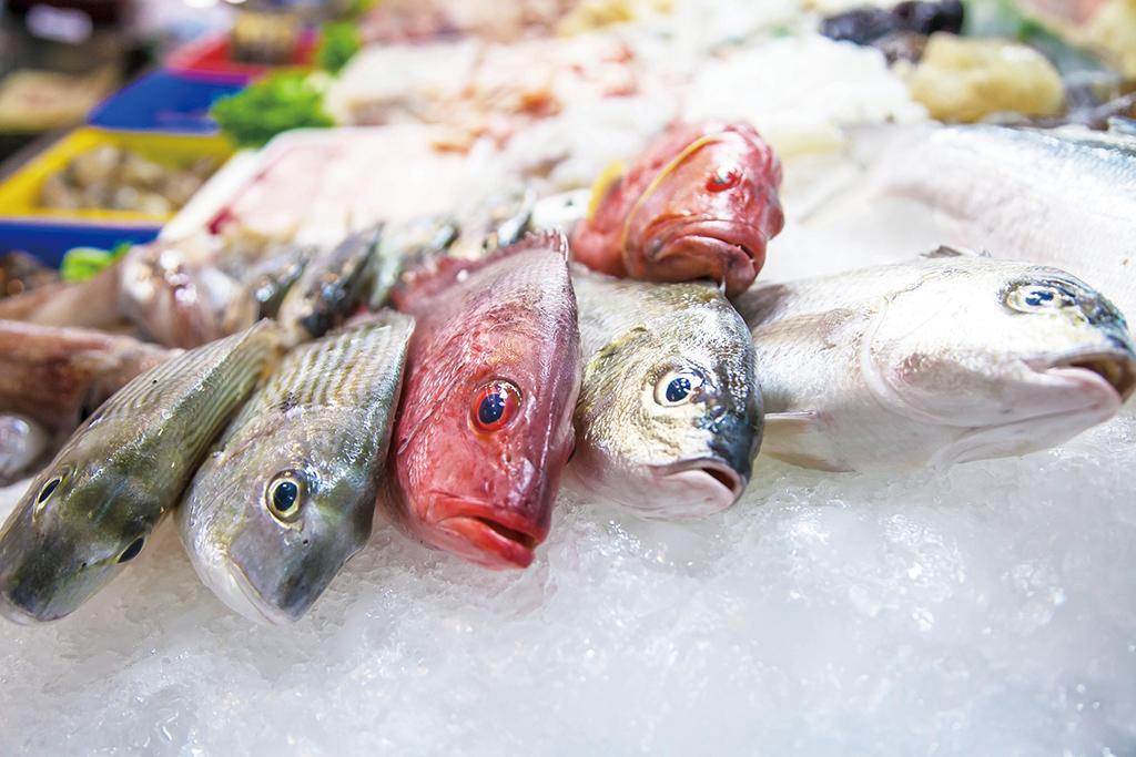 Qigu Seafood Street