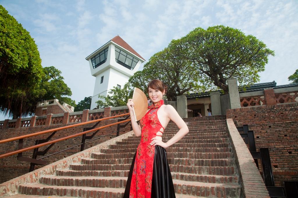 安平古堡,荷蘭人建造的臺灣第一座城堡。當時稱為「熱蘭遮城」,也稱為「王城」,被網友票選為台灣最幸福百年景點第一名。
