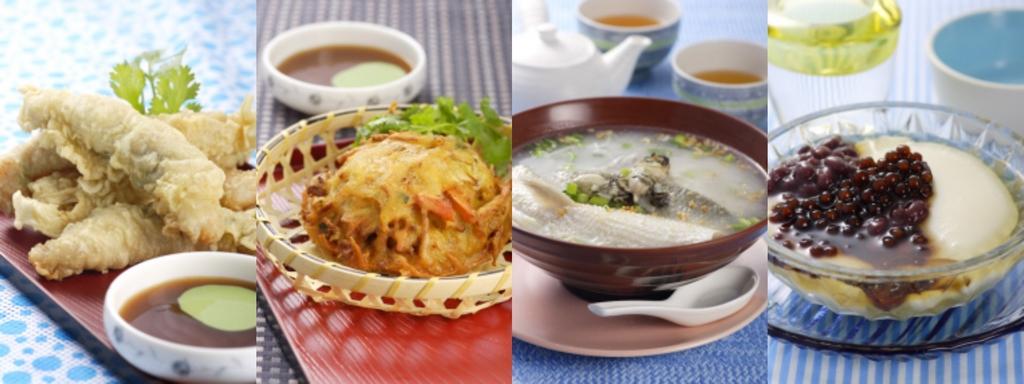 安平擁有豐富海鮮資源與特殊地理環境,有老祖宗留下來瀕臨失傳的寶貴美食,歡迎體驗安平小吃文化的魅力。