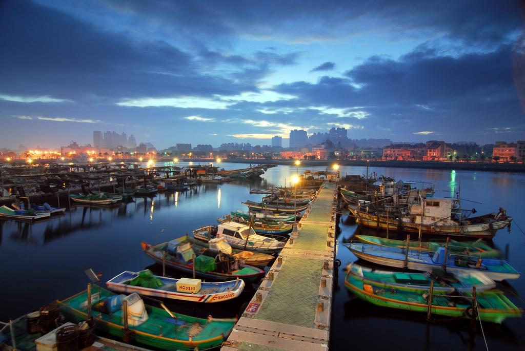 Anping District, Tainan City: Namesake of Taiwan