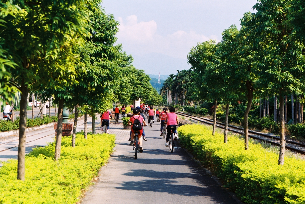 Jiji Township, Nantou County: Railway Impressions and Cycling Excursions