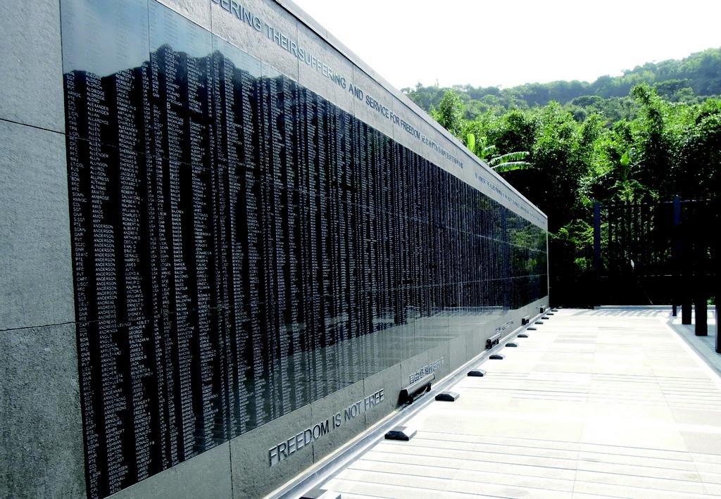 【國際終戰和平紀念園區(金瓜石)】  二次大戰期間日本在全臺設置十六個戰俘營,金瓜石戰俘營是其中之一。超過4350位盟軍戰俘被囚禁於臺灣。國際終戰和平紀念園區的成立除了表達對他們的敬意與尊崇,更使人們更加體會在地歷史文化與自由的價值。