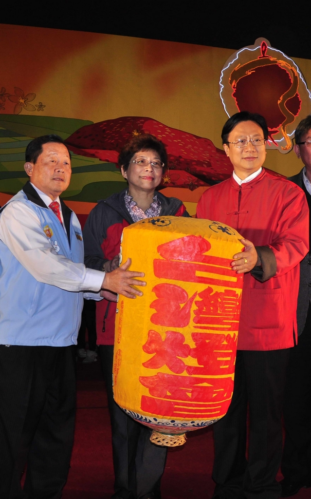 2012年台灣燈會將於鹿港鎮舉辦,可謂年度國際觀光盛事。