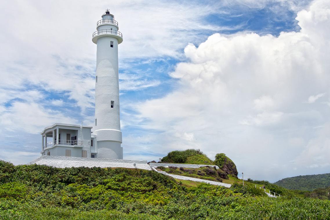 綠島燈塔-打卡拍照推薦
