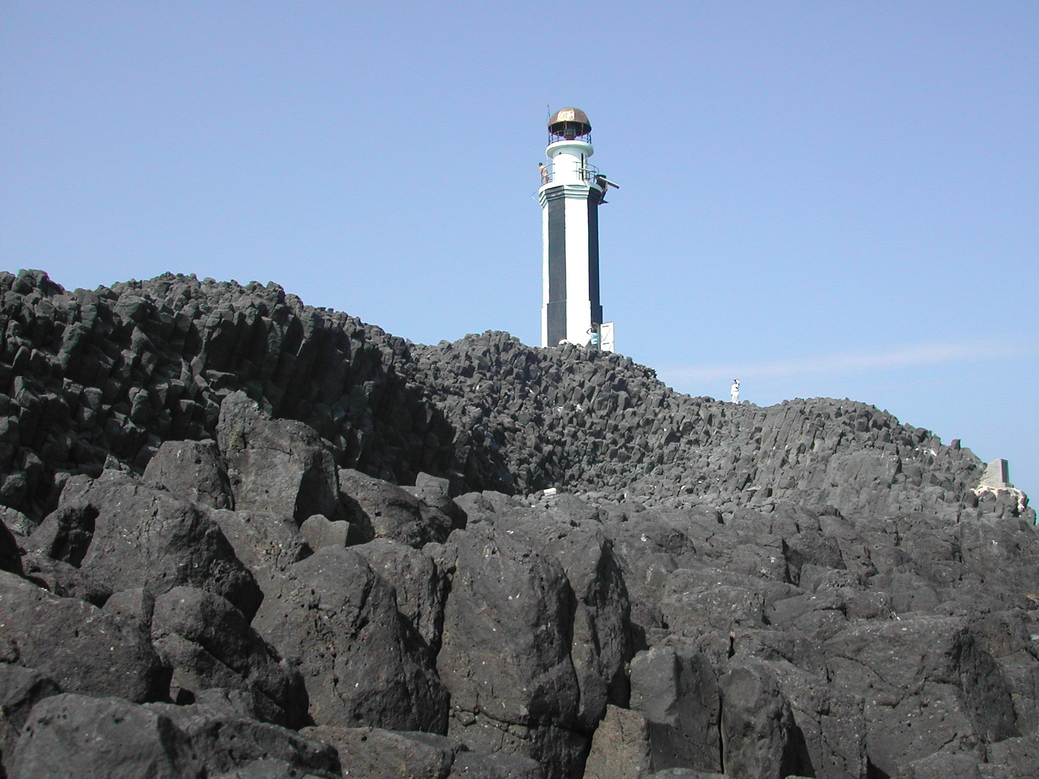 查母嶼燈塔