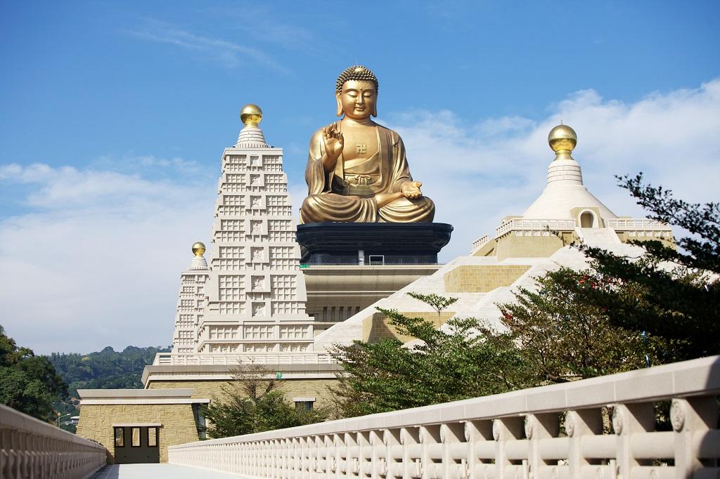 佛光山佛陀紀念館-佛陀像