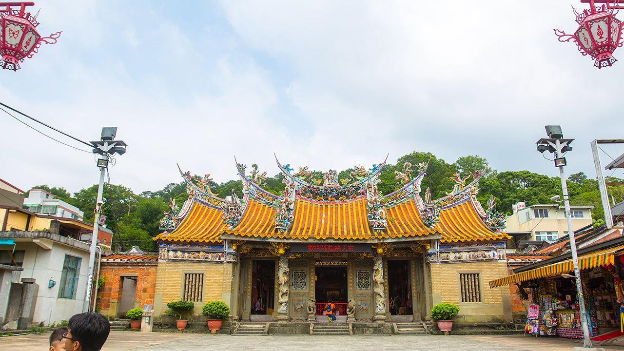 北埔慈天宮