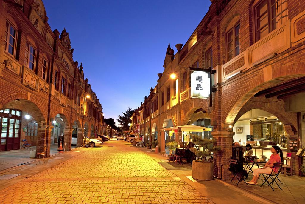 Antigua Calle de Hukou