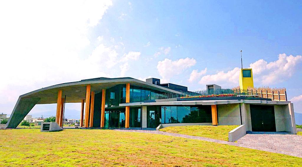 壯圍沙丘旅遊服務園區