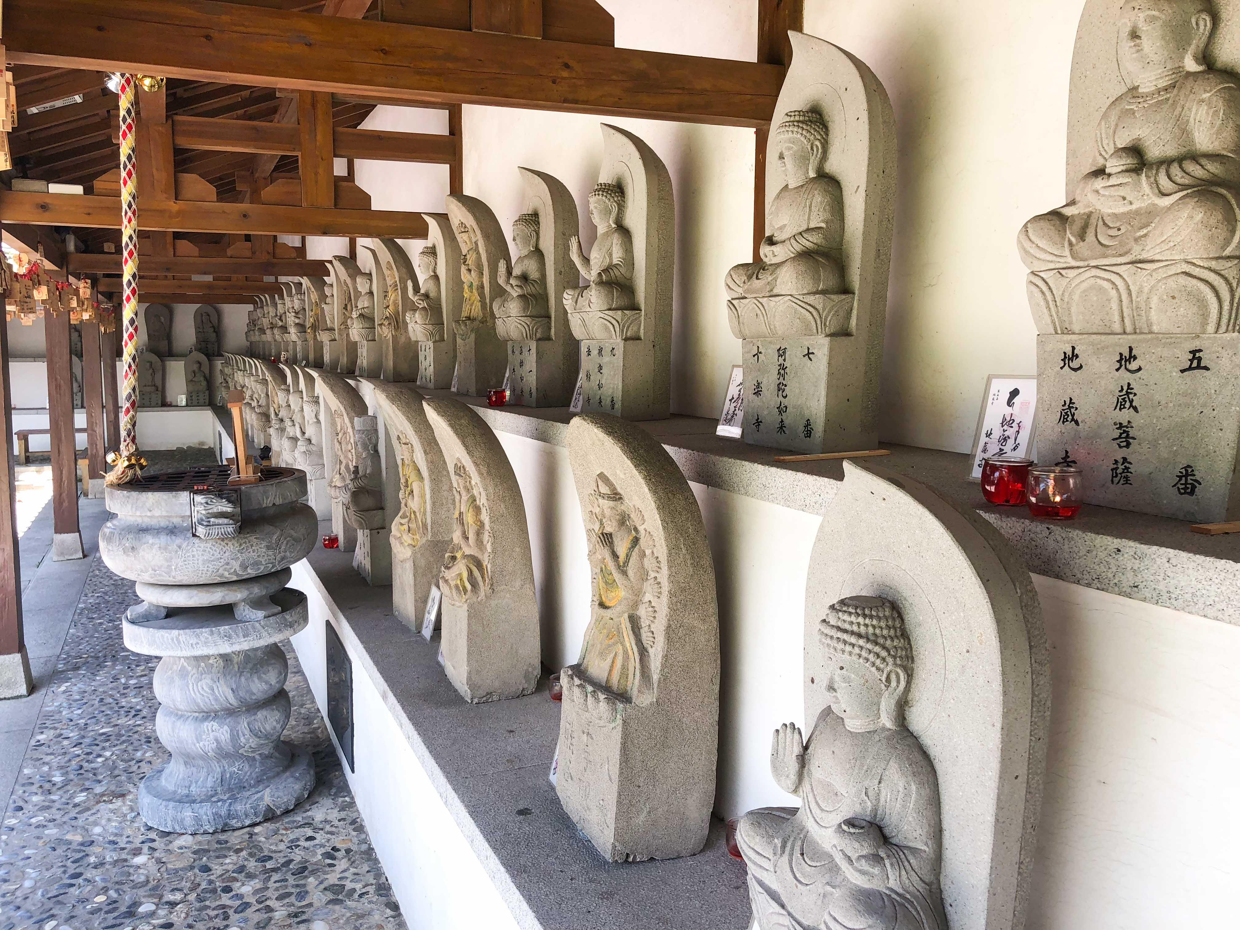 吉安慶修院石佛像