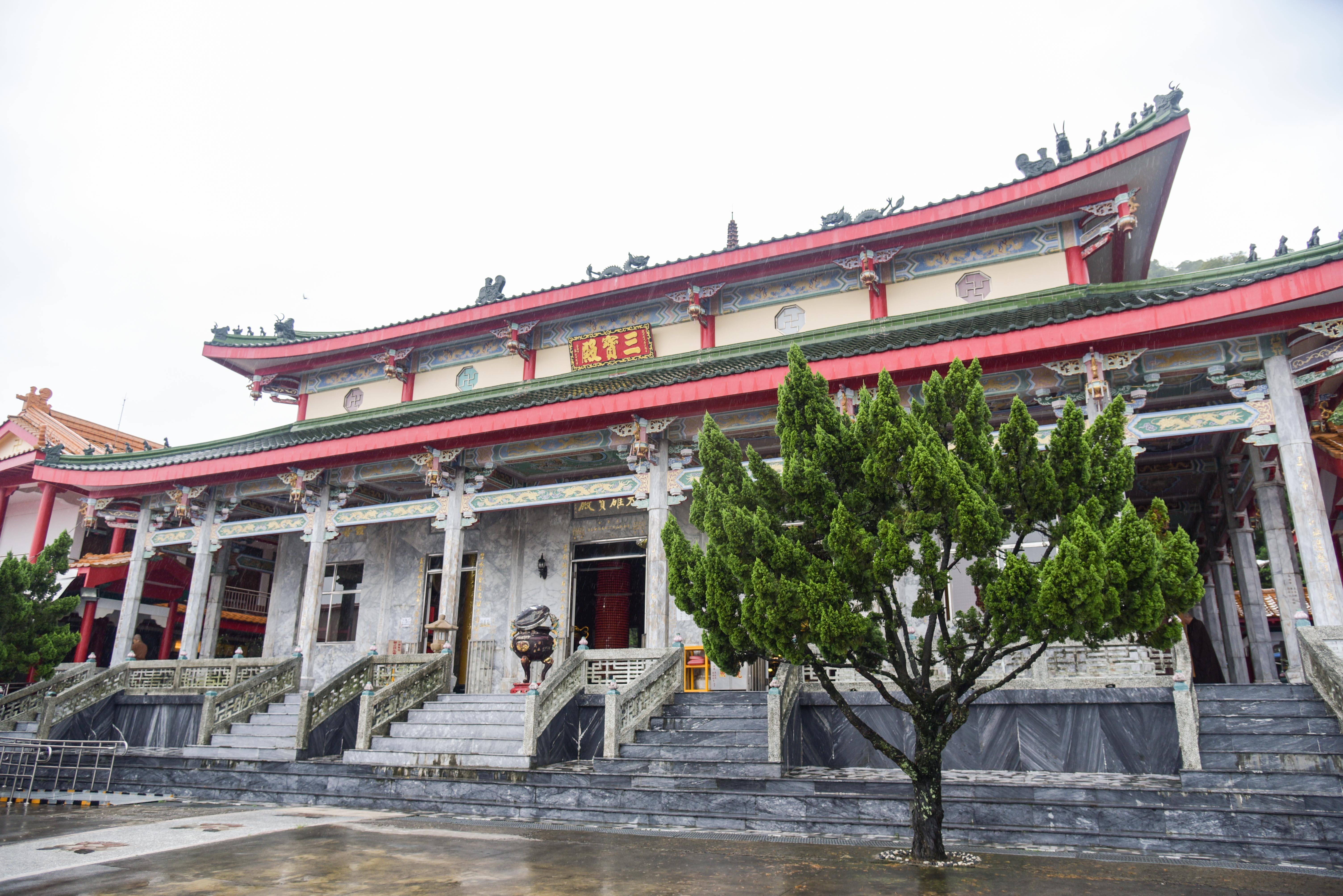 碧雲寺三寶殿