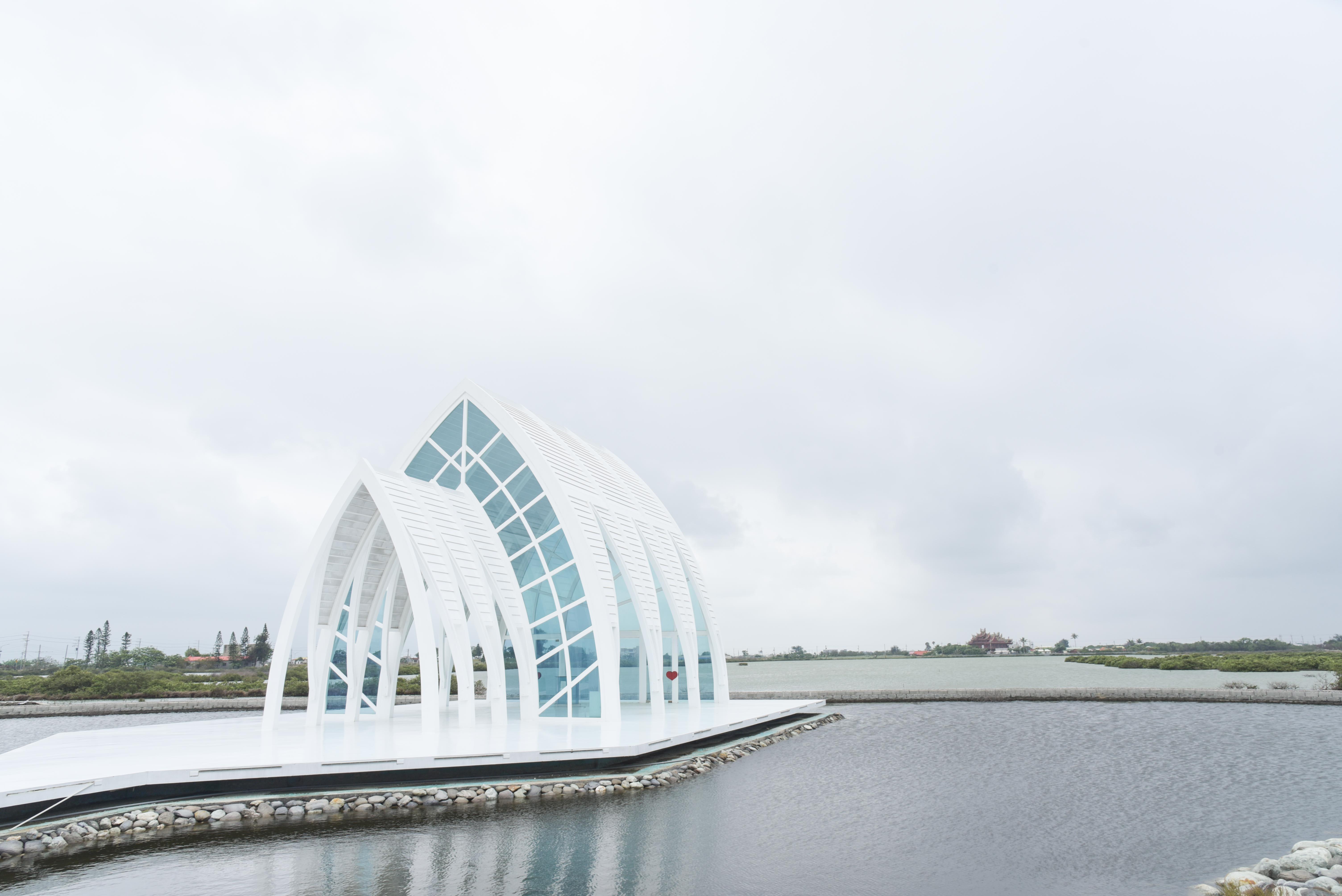 水晶教堂外觀