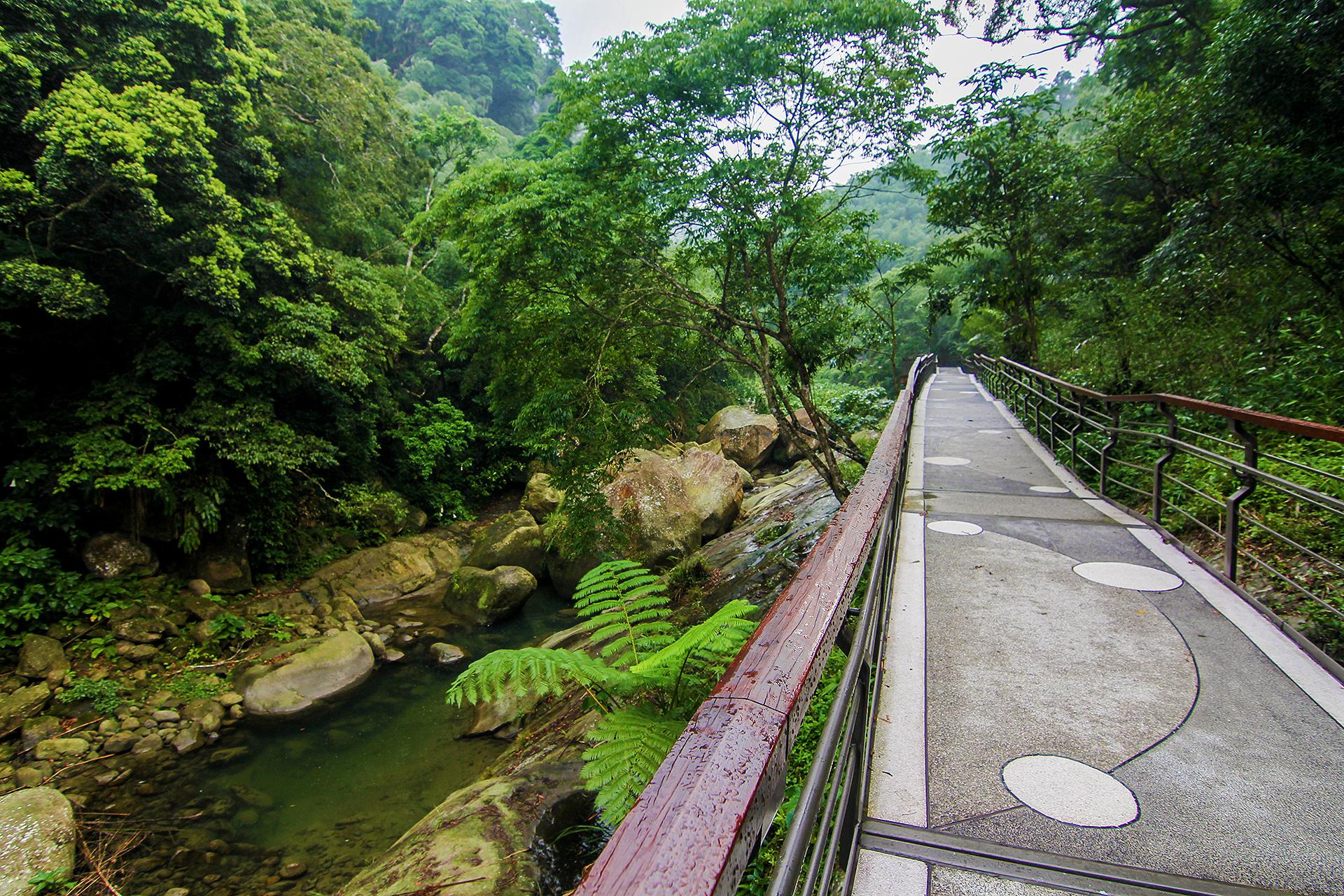 圓潭生態步道
