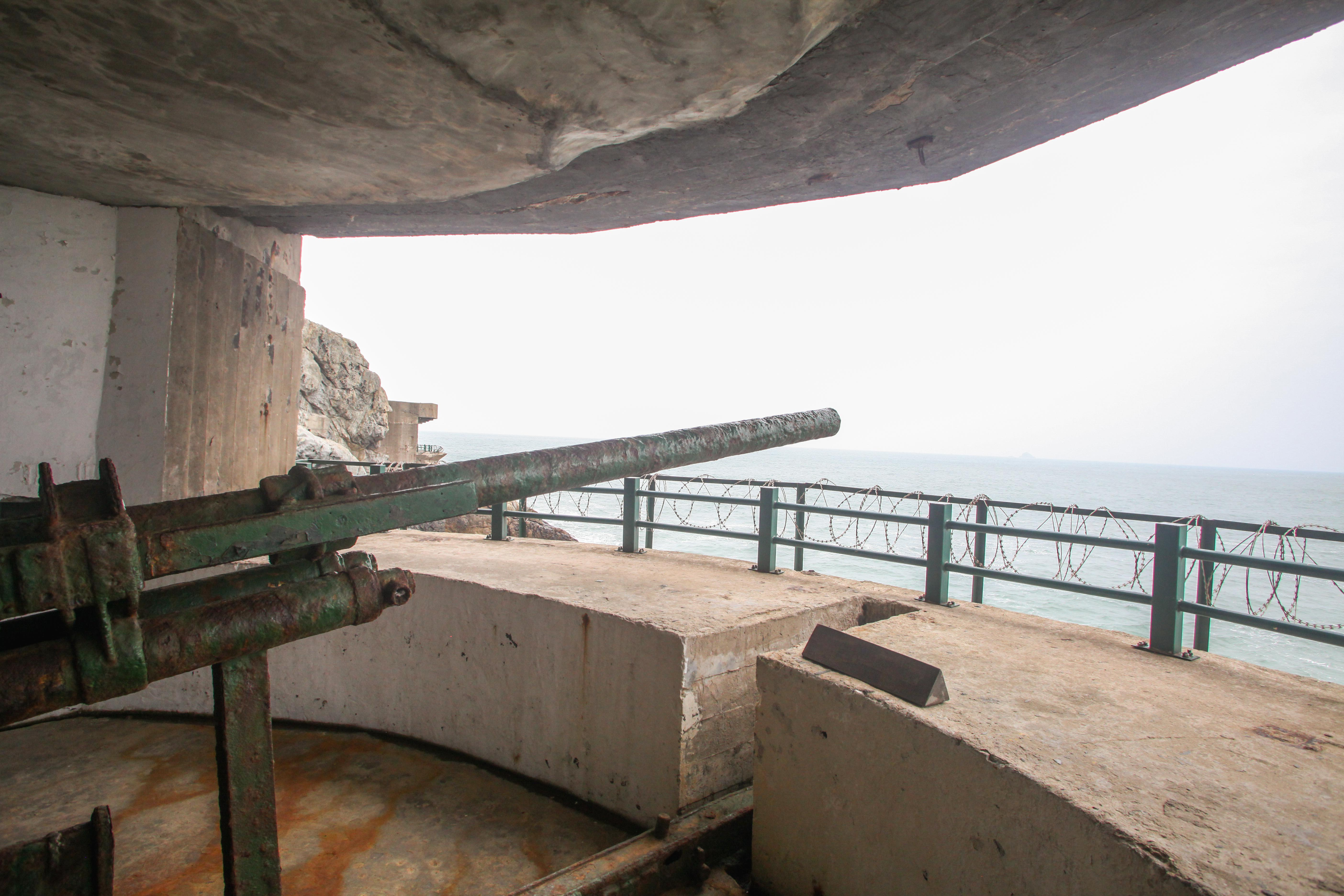 大漢據點砲台