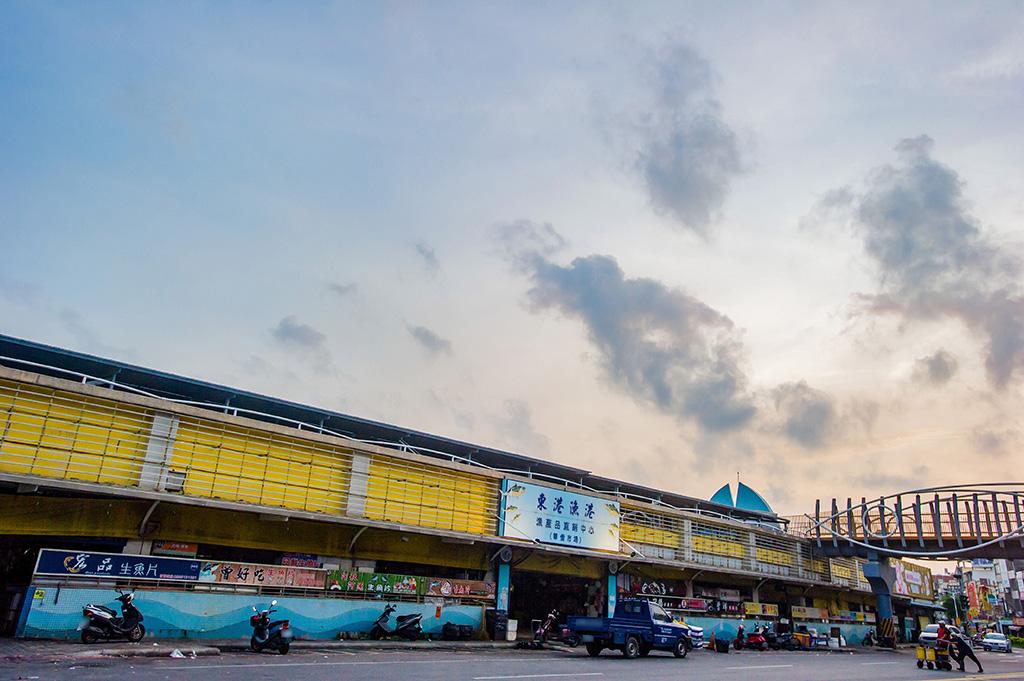 東港漁港漁產品直銷中心