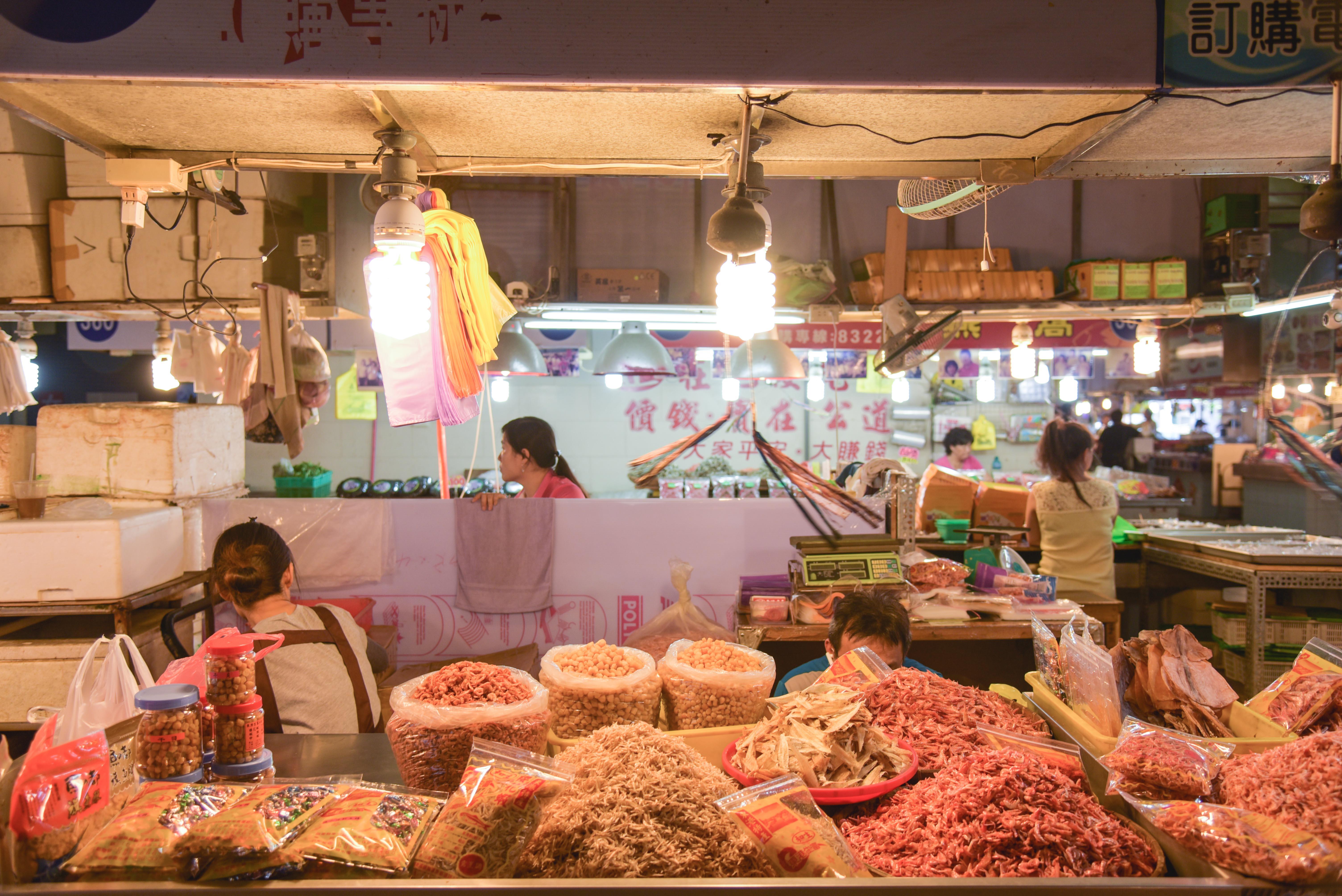 市場東港特產
