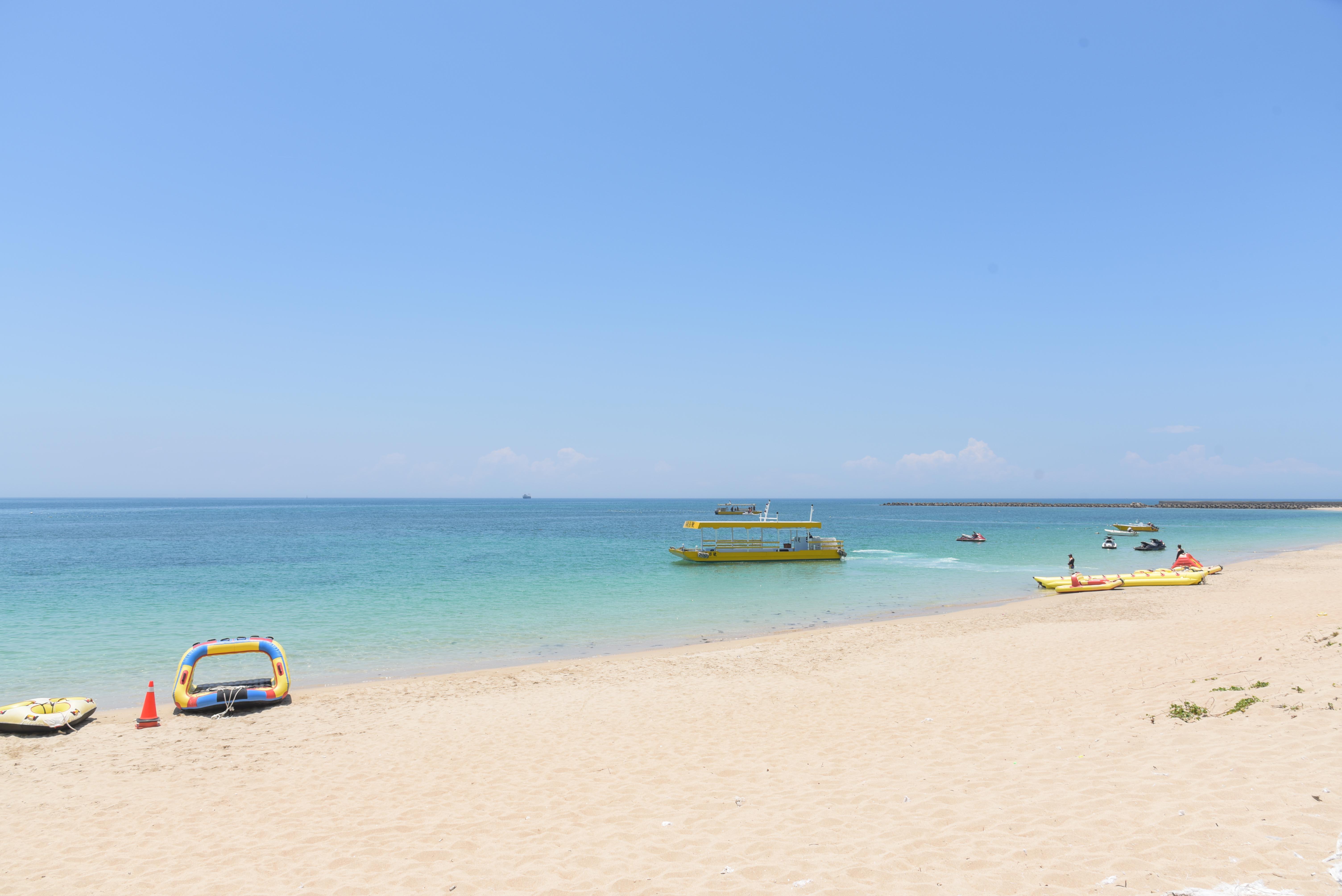 澎湖景點 隘門沙灘