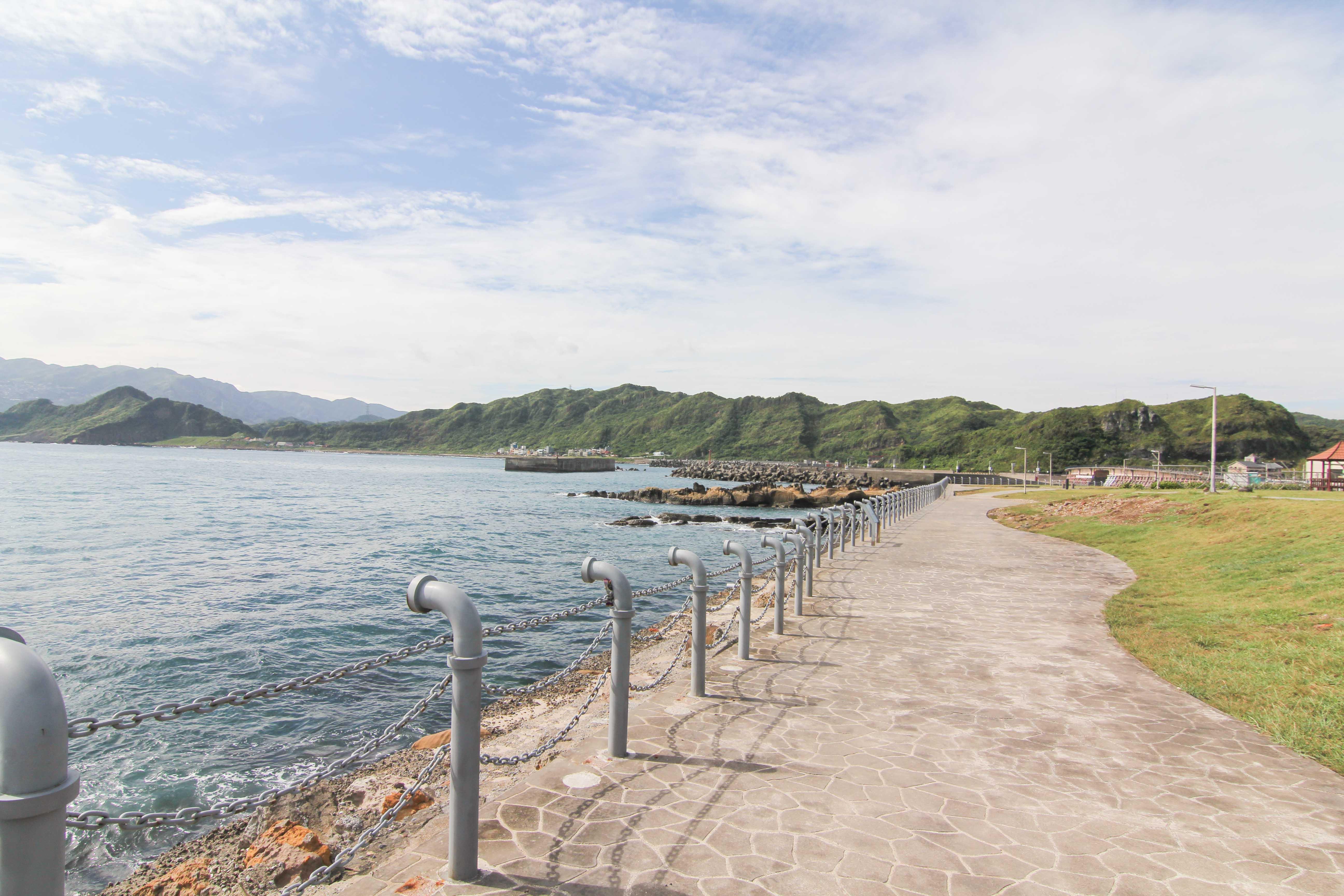 潮境公園濱海步道