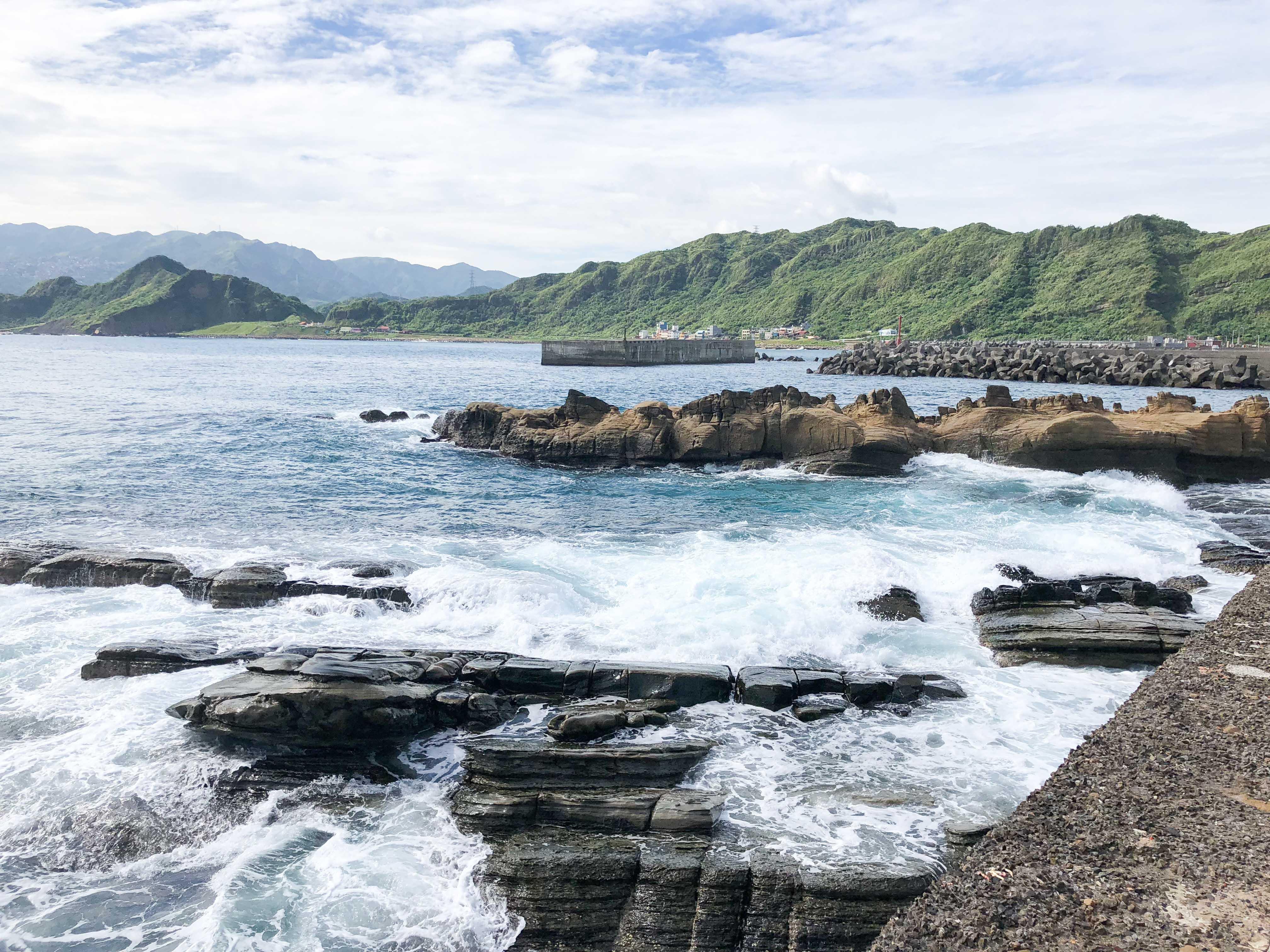 潮境公園海景