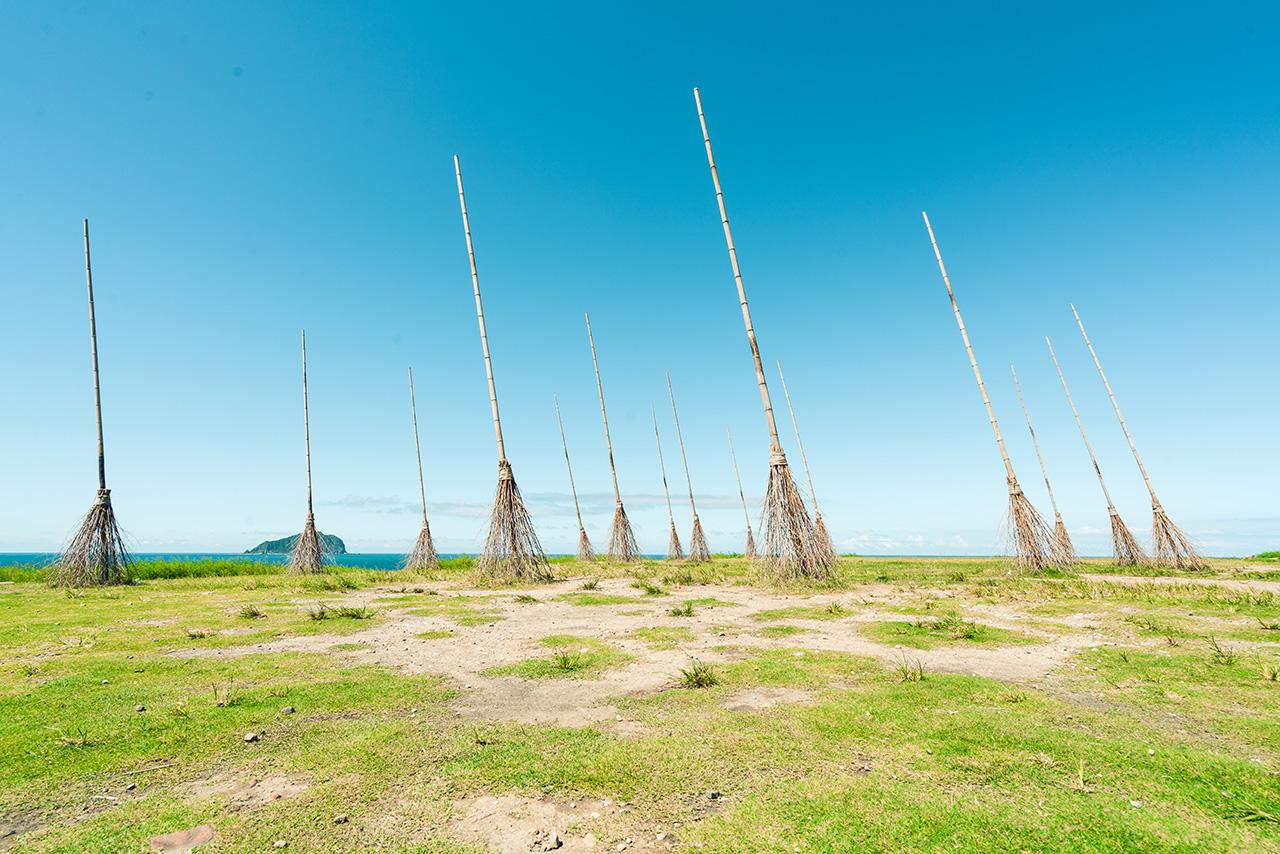 潮境公園飛天掃帚
