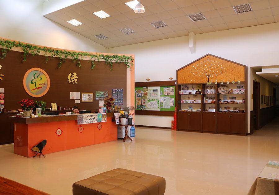 生態園大廳
