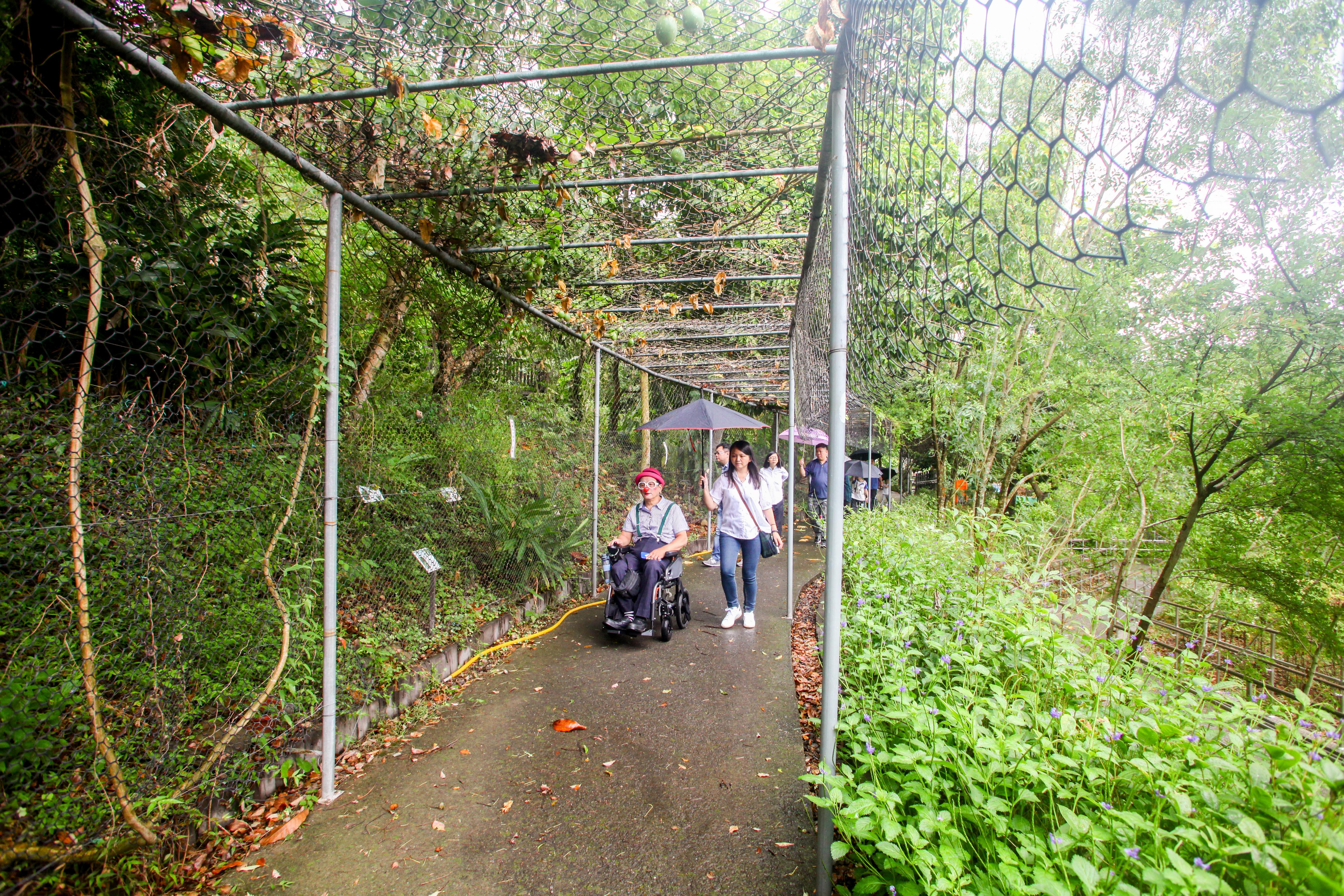 生態園區廊道