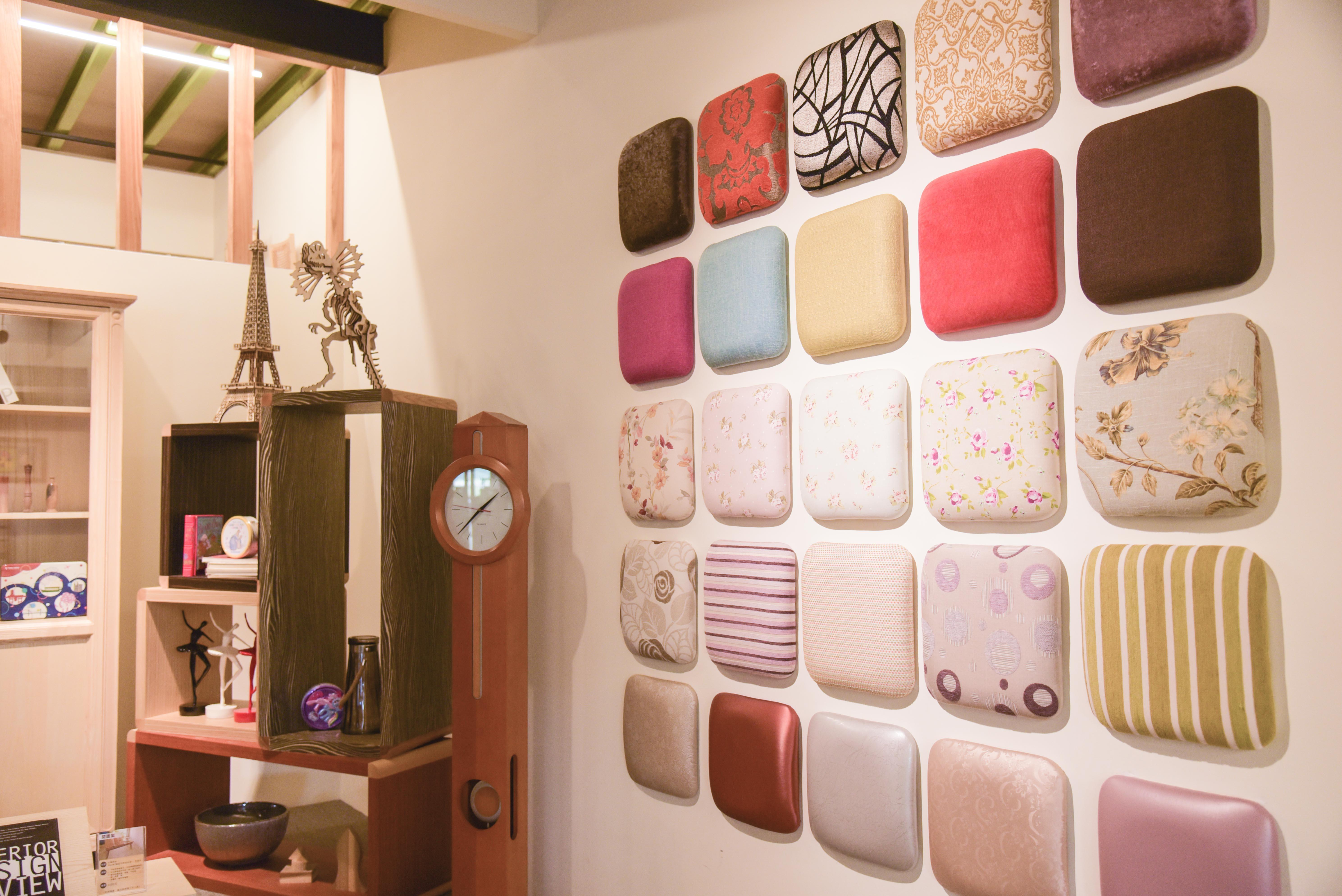Cushion  Exhibition Hall