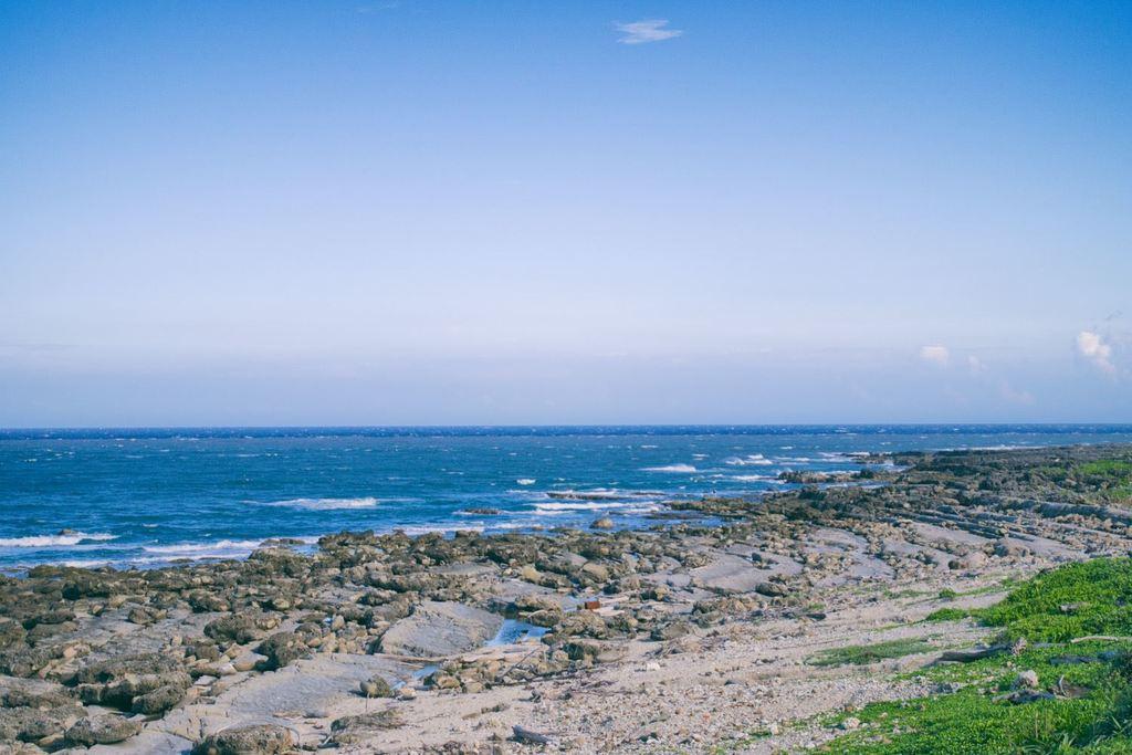 Coastal landform