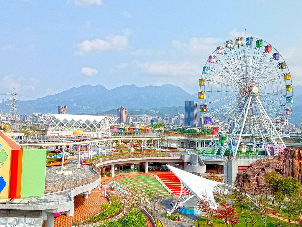 臺北市立兒童新樂園風景