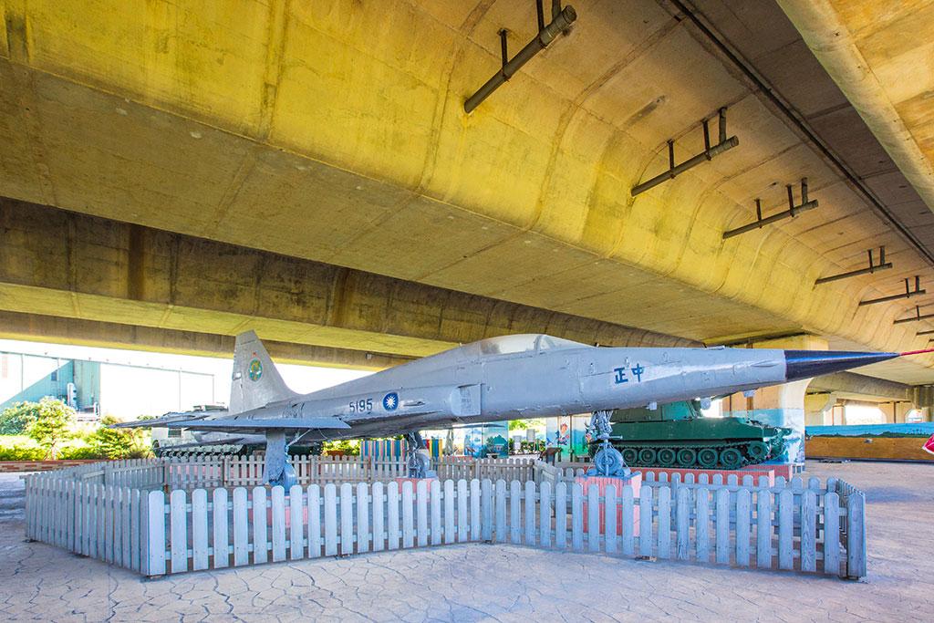 F-5E戰鬥機「中正號」